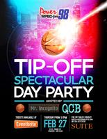 Tip-Off Spectacular Day Party at SUITE