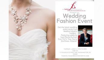 FGIDC® Presents: Wedding Fashion Event