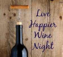 February Live Happier Wine Night