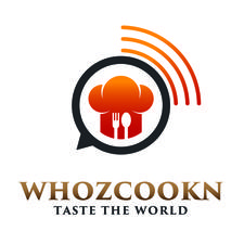 Whozcookn Events logo