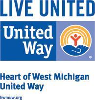 Heart of West Michigan United Way logo