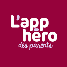 L'app'héro des parents logo