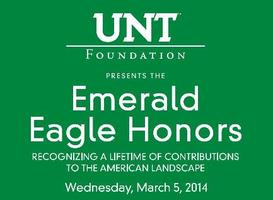 2014 Emerald Eagle Honors