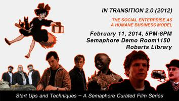 CANCELLED: Semaphore Film Series - In Transition 2.0