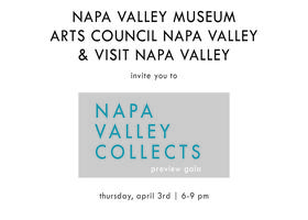 Napa Valley Collects Preview Gala