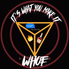 WHOE logo