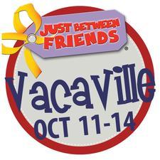 Just Between Friends Vacaville logo