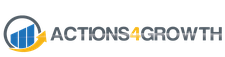 Actions4Growth™ logo