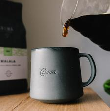 CREMA, Coffee Roasters logo