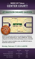 MEMBERS ONLY:  IWIRC NY Town Hall at Madison Square...