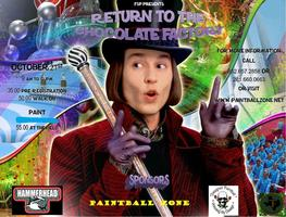 Return to the Chocolate Factory oct 21st 2012