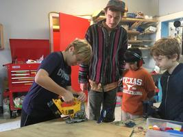 Afternoon camp, ages 10-14: Solar City