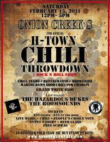 H-Town Chili Throwdown TEAM REGISTRATION
