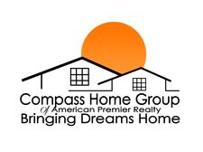 The Compass Home Group of American Premier Realty logo