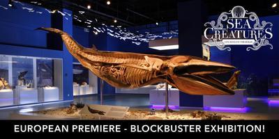 Sea Creatures Tour Exhibition London