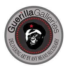 Guerilla Galleries London logo