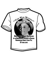 """The War Within"" March & Rally~T Shirt Sales ~ ALL..."
