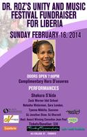 Dr Roz's Unity and Music Festival Fundraiser for...