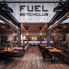 Beachclub FUEL logo