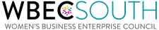 Women's Business Enterprise Council South  logo
