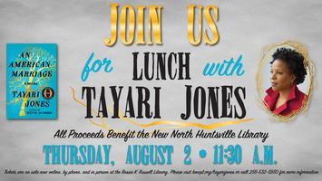 Lunch with Tayari Jones