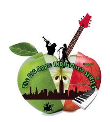 The Big Apple Indie Music Series logo
