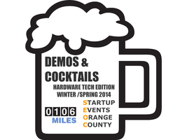 Demos & Cocktails - Hardware Tech Edition / Powered by...