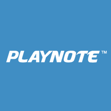 PlayNote logo