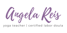 Angela Reis - Yoga & Wellness logo