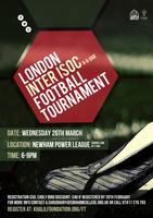 London Inter ISoc Football Tournament 2014