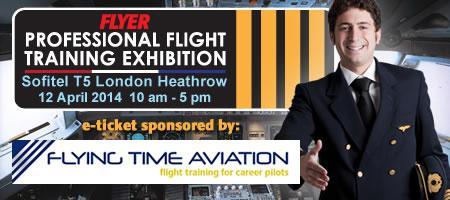 Professional Flight Training Exhibition - LHR
