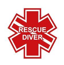 Rescue diver logo
