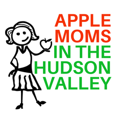 Apple Moms in the Hudson Valley logo