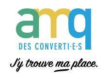 Association musulmane québécoise (AMQ) des converti.e.s logo