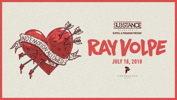 SUBstance Wednesdays: Ray Volpe