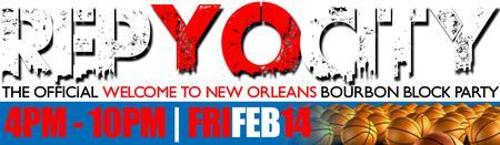 Rep Yo City Day Party (((AllStar Edition)))