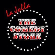 The Comedy Store - La Jolla logo