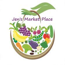 Jen's Markets & Events logo