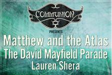 The Communion Tour logo