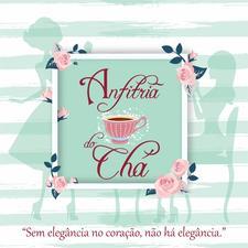 Anfitriã do Chá  logo