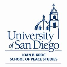 Joan B. Kroc School of Peace Studies logo