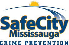 Safe City Mississauga logo