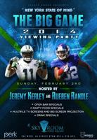 Viewing Party at Sky Room Rooftop w/NFL Stars Jeremy...