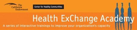 Alert me when a Health ExChange Academy Training is...