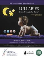 VCS Presents Lullabies, with the Mosby Woods Mustang...