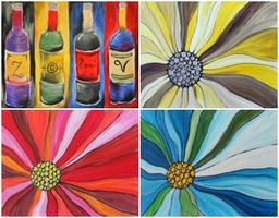 Four Wines or Flower Focus - The Whiskey Dog - 2-17-14