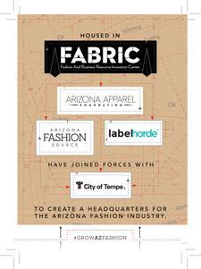 F.A.B.R.I.C. | LabelHorde | AZ Fashion Source | AZ Apparel Foundation logo