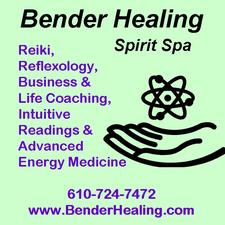 Bender Healing logo