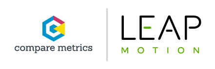 First Annual Compare Metrics + Leap Motion Hackathon