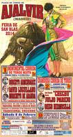 Feria Taurina de San Blas Ajalvir 2014